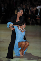 Evgeni Smagin & Polina Kazatchenko at Blackpool Dance Festival 2012