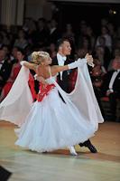 Ruslan Golovashchenko & Olena Golovashchenko at Blackpool Dance Festival 2012