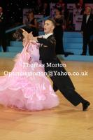 Stas Portanenko & Nataliya Kolyada at UK Open 2011