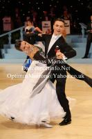 Stanislav Portanenko &amp; Nataliya Kolyada at UK Open 2013