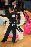 Stas Portanenko & Nataliya Kolyada at UK Open 2010