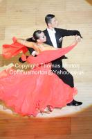 Chao Yang & Yiling Tan at The International Championships