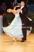 Chao Yang & Yiling Tan at UK Open 2011