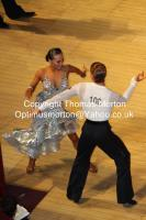 Neil Jones & Ekaterina Sokolova at The International Championships