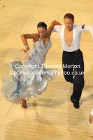 Neil Jones & Ekaterina Jones at The International Championships