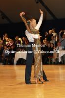 Neil Jones & Ekaterina Sokolova at WDC Disney Resort 2010