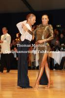 Neil Jones & Ekaterina Jones at WDC Disney Resort 2010