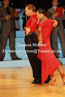 Neil Jones & Ekaterina Sokolova at UK Open 2011