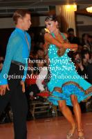Neil Jones & Ekaterina Sokolova at Blackpool Dance Festival
