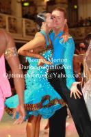 Neil Jones & Ekaterina Jones at Blackpool Dance Festival