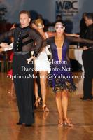 Neil Jones & Ekaterina Sokolova at WDC Disney Resort 2011