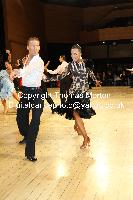 Neil Jones & Ekaterina Jones at UK Open 2010