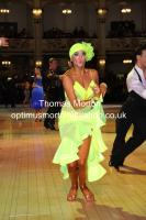 Neil Jones & Ekaterina Jones at Blackpool Dance Festival 2010