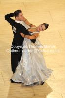 Dusan Dragovic & Ekaterina Romashkina at