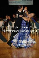 Dusan Dragovic & Ekaterina Romashkina at WDC Disney Resort 2009