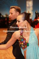 Ilia Borovski & Veronika Klyushina at WDC Disney Resort 2010