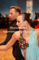 Ilia Borovski & Veronika Klyushina at WDC Disney Resort 2010