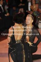 Ilia Borovski & Veronika Klyushina at Blackpool Dance Festival