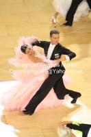 Domen Krapez & Monica Nigro at The International Championships