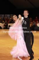 Domen Krapez & Monica Nigro at WDC Disney Resort 2010