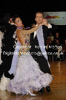 Domen Krapez & Monica Nigro at WDC Disney Resort 2009