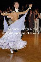 Domen Krapez & Monica Nigro at WDC Disney Resort 2009