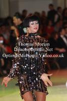 Anton Sboev & Patrizia Ranis at Blackpool Dance Festival