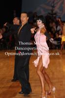 Anton Sboev & Patrizia Ranis at WDC Disney Resort 2011