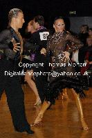 Anton Sboev & Patrizia Ranis at WDC Disney Resort 2009