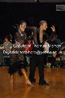 Anton Sboev & Patrizia Ranis at WDC Disney Resort 2009