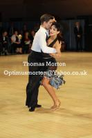 Jurij Batagelj &amp; Jagoda Batagelj at UK Open 2011
