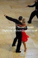 Jurij Batagelj & Jagoda Batagelj at International Championships 2009