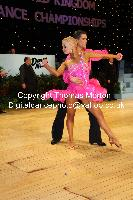Jurij Batagelj & Jagoda Batagelj at UK Open 2010