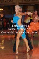 Steven Greenwood & Jessica Dorman at Blackpool Dance Festival