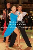 Steven Greenwood &amp; Jessica Dorman at Blackpool Dance Festival