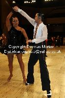 Pedro Vieira & Loren James at UK Open 2010