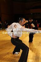 Pedro Vieira & Loren James at UK Open 2010