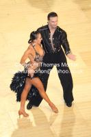 Andrei Mosejcuk & Kamila Kajak at The International Championships