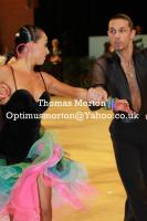 Andrei Mosejcuk & Kamila Kajak at UK Open 2011