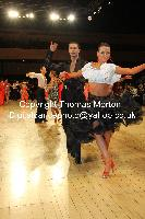 Andrei Mosejcuk & Kamila Kajak at UK Open 2010