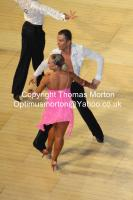 Massimo Arcolin & Lyubov Mushtuk at The International Championships