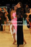 Massimo Arcolin & Lyubov Mushtuk at UK Open 2011
