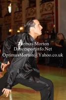 Massimo Arcolin & Lyubov Mushtuk at Blackpool Dance Festival