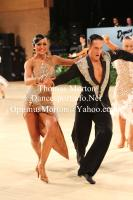 Massimo Arcolin &amp; Lyubov Mushtuk at UK Open 2013