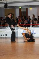 Andrej Skufca & Melinda Torokgyorgy at WDC World Championships