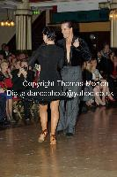 Andrej Skufca & Melinda Torokgyorgy at WDC World Professional Latin Championships