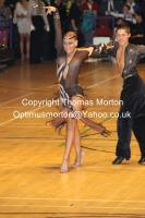 Francesco Bertini & Sabrina Manzi at The International Championships