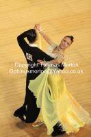 Victor Fung & Anastasia Muravyova at The International Championships