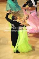 Alessio Potenziani & Veronika Vlasova at The International Championships