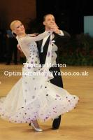 Alessio Potenziani & Veronika Vlasova at UK Open 2011